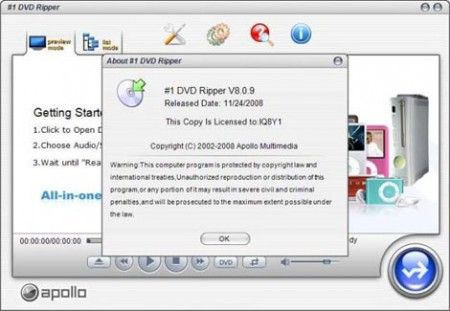 Backup DVD: trasferire i film dal DVD al pc con #1 DVD Ripper