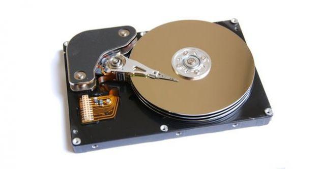 hard disk in funzione