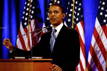 Microsoft Barack Obama
