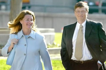 Bill e Melinda Gates