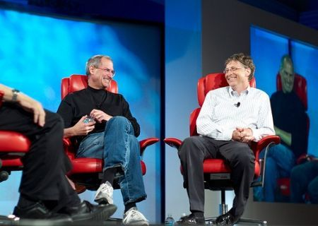 Bill Gates contro l'Apple iPad