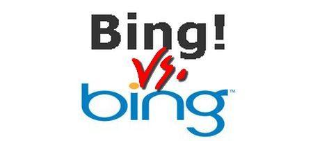 Microsoft Bing viola copyright