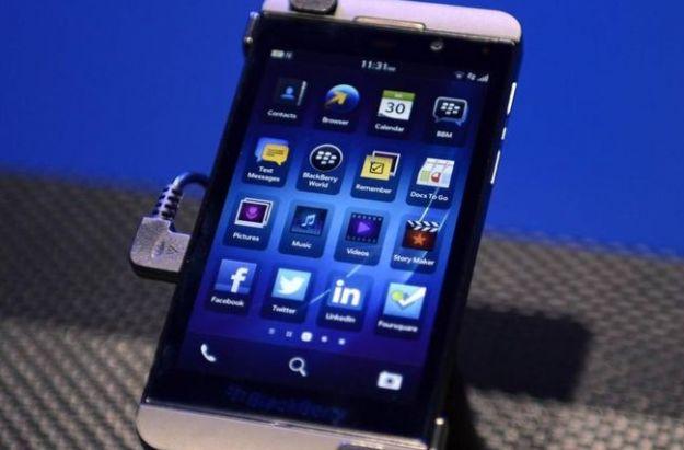 blackberry 10 sistema operativo