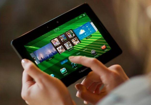 Su Playbook OS 2.0 sbarcano le apps per Android: domani il debutto