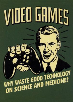 Video games e tecnologia