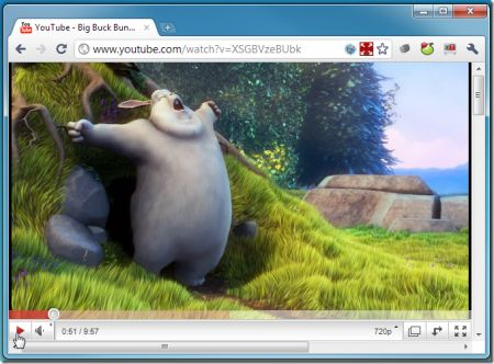 Chrome e Youtube: ridimensionare i video di Youtube con Smart Video Enlarger