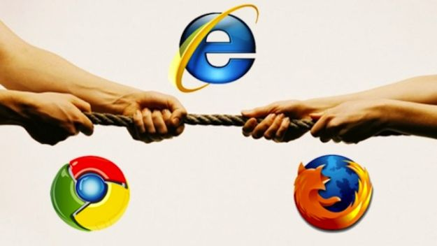 Browser: Internet Explorer in crescita, Chrome cede