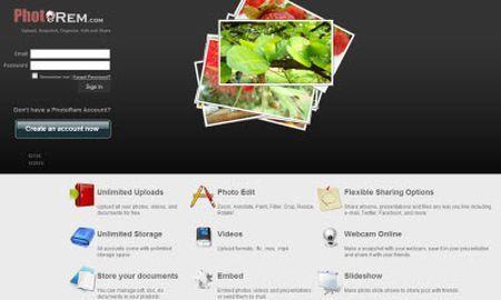 Hosting immagini e video: PhotoRem