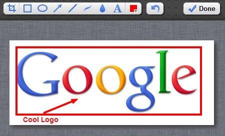 Come catturare immagini dal browser, modificarle e salvarle