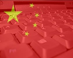 cina, cura internet in caserma