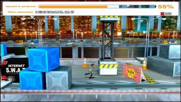 Dalla chiusura di Megaupload nasce un gioco per Xbox 360: MegaUP