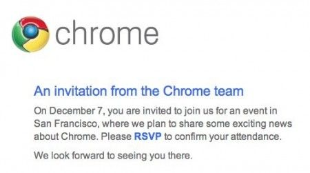 chrome invito