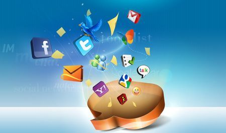 Client web per Facebook, Twitter, Messenger ed e-mail: LiveGO
