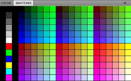 colori html formato rgb