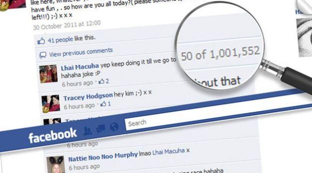 Un milione di commenti su Facebook nello stesso aggiornamento: un nuovo record