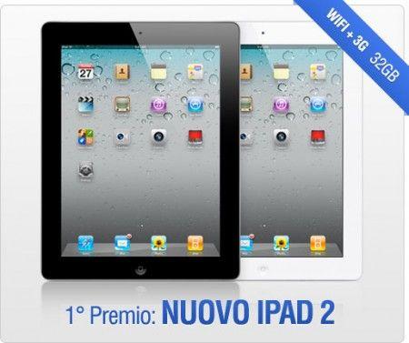 Vinci un iPad 2 grazie a Trackback e porta sempre con te il tuo blog preferito!