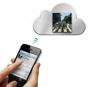 condividere files icloud