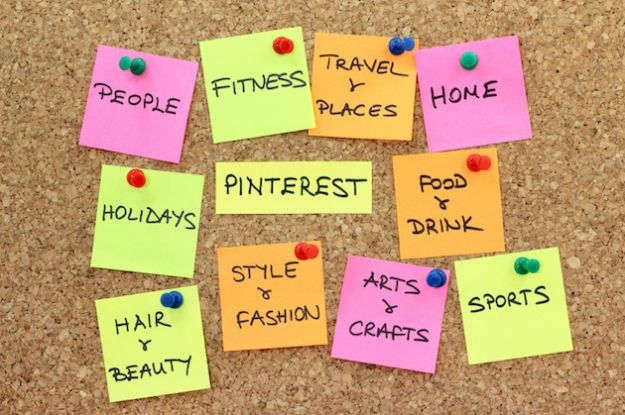 Condividere foto, Pinterest invita gli utenti con le mail