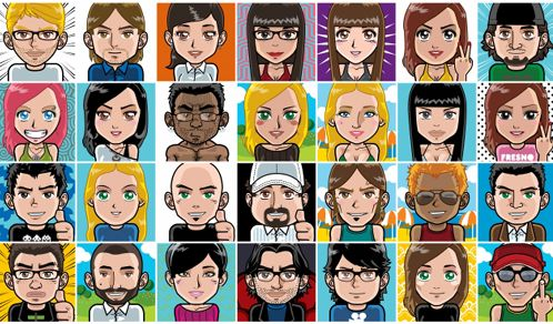 Creare un avatar personalizzato gratis