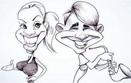 programma caricature
