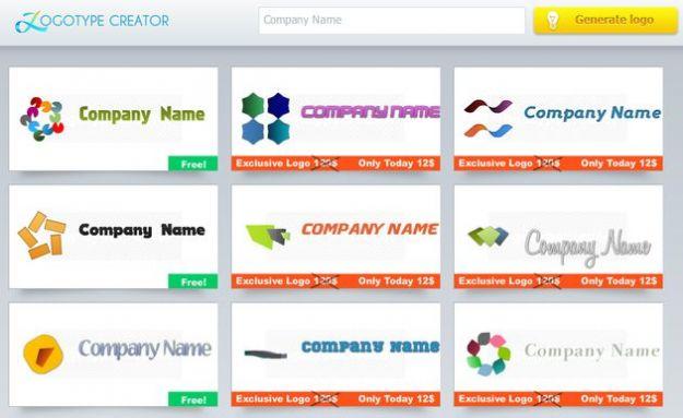 creare loghi online gratis logotype creator