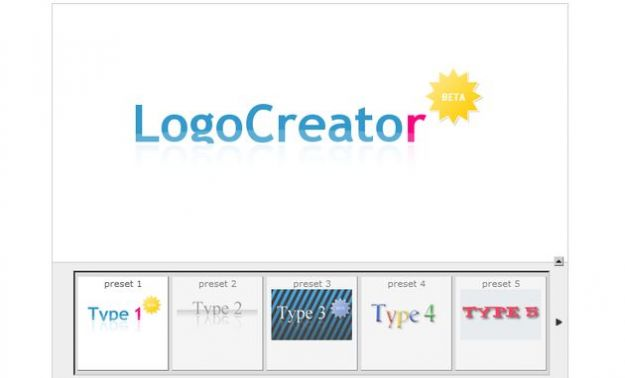 creare logo logocreator