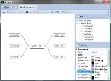 Programma gratis per creare mappe mentali blumind trackback - Programma per creare cucine gratis ...