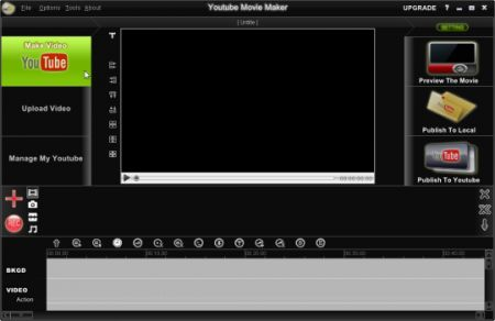 Creare video per Youtube con Youtube Movie Maker