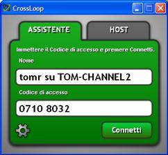 Crossloop screenshot