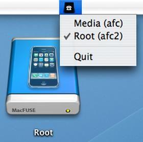 Disk for iPhone utilizza l'iPhone come dispositivo di storage