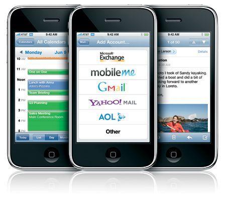 Avere informazioni sui farmaci sull'iPhone