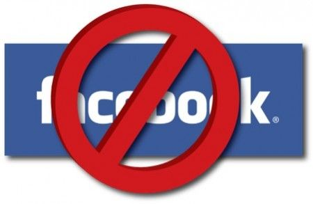 Facebook: oscurato in Arabia Saudita perchè considerato blasfemo