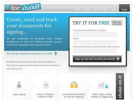 Come gestire i documenti con DocShaker