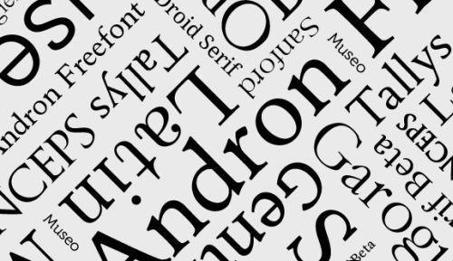 Download gratis dei font e installazione