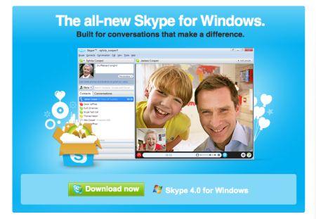 Skype: blackout blocca comunicazioni in tutto il mondo