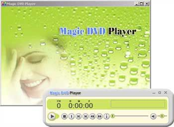 DVD player: riprodurre DVD sul pc con il software Magic DVD Player