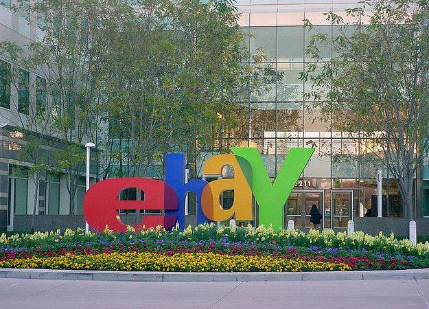 ebay entrata