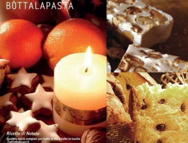 Ebook di Natale gratis: le ricette di Butta La Pasta