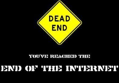 end of internet