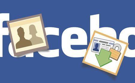 Una delle estensioni per Chrome più utili è Friend Exporter, per i contatti di Facebook