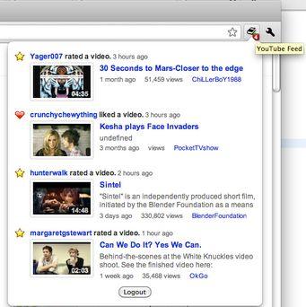 estensioni chrome google