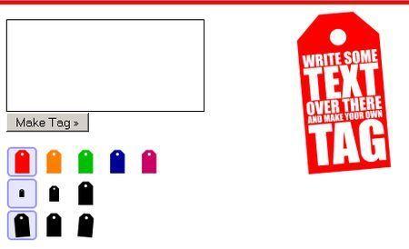 Come creare etichette personalizzate con TinyTags