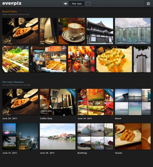 Everpix, applicazione Mac per organizzare foto adesso in beta pubblica