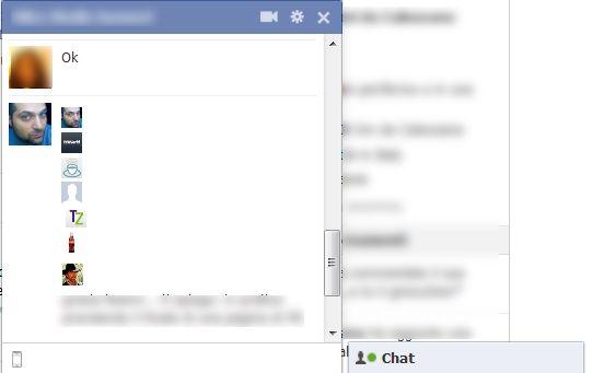 Sulla chat di Facebook la faccia di chiunque come emoticon