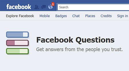 Facebook Domande: come creare un sondaggio