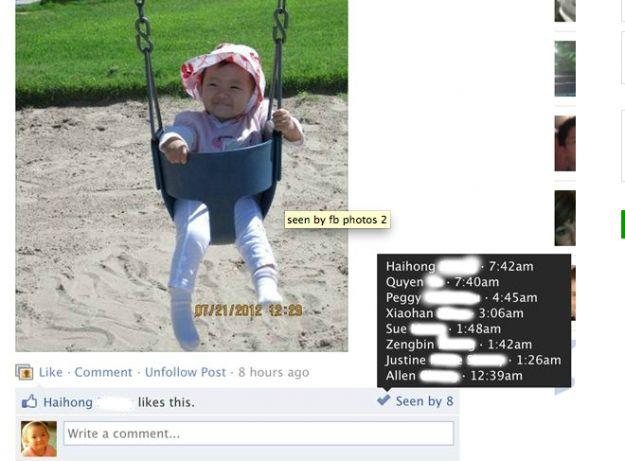 Facebook ti dice chi guarda le foto, tutto sulla nuova funzione