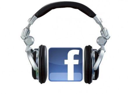 Su Facebook la musica online con le anteprime del nuovo Cloud Music