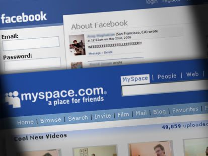Facebook e MySpace: il social network di Zuckerberg ha ucciso il rivale