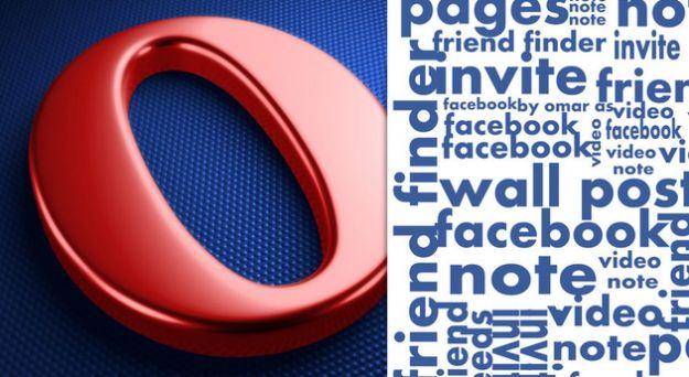 Facebook e Opera, il social network vuole acquistare il browser?