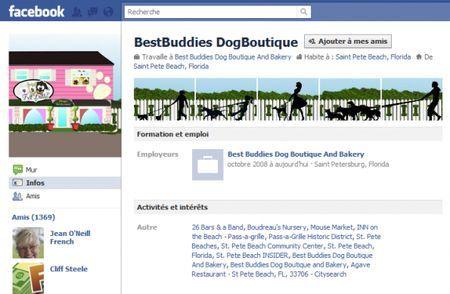 facebook personalizzare foto profilo